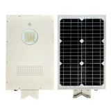 Luz integrada de 15W 12W 10W LED con el panel solar