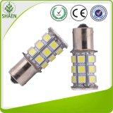 12V 백색 27SMD 5050 자동차 LED 우회 신호 빛