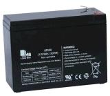 batteria ricaricabile del AGM 12V9ah per illuminazione di soccorso