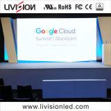 Location de l'intérieur de l'écran d'affichage vidéo LED P3.91 pour des événements