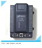 El regulador T-903 (32AI) del PLC de la entrada de información analogica puede ser amo y esclavo