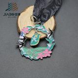 工場直接カスタム銀製賞の連続したマラソンはフェスタカスタムメダルメーカーを遊ばす