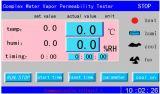 Komplizierte Wasser-Dampf-Permeabilitäts-Prüfvorrichtung