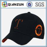 Form-orange Stickerei bedeckt Baseballmützen mit einer Kappe