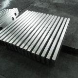 Lâminas da tesoura da guilhotina do metal para a placa da estaca