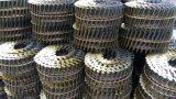 Clous galvanisés de bobine d'usine