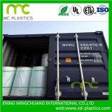 PVC transparent/film clair/opaque pour le revêtement, empaquetant, doublure de PVC, protection, enveloppe
