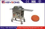 Cubes en machine de Cuber-Perforateur et fibre réguliers Yhj600 de viande
