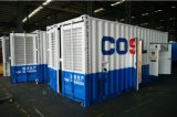 gerador Diesel silencioso da potência de 1800kw/2250kVA Perkins para o uso industrial com certificados de Ce/CIQ/Soncap/ISO