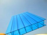 Yuemeiのポリカーボネートの日曜日シートの空シートの屋根ふきのLexanのバージン材料