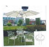 UFO style parapluie Solaire 36 LED Lampe, tente de lumière solaire, Parasol lampe solaire