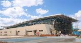 Braguero fuerte del marco de edificio del estadio de la estructura de acero del palmo grande