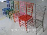 Party Rental를 위한 명확한 Acrylic Resin Chiavari Chair