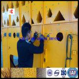 Re-Circulating máquina de secagem de milho em lote