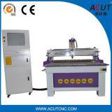 máquina de cinzeladura de madeira automática do CNC 3D de 4X8 FT, router de trabalho de madeira do CNC 1325 para a venda