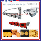 La fábrica de galletas de prácticas adecuadas de la máquina de Panadería