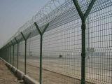 Аэропорт ограждения Y типа защиты безопасности и обороны ограждения
