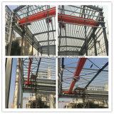 Structure en acier de montage sur parapet préfabriqués pour la France de l'atelier