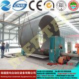 Машина завальцовки Mclw11s-100*3000 плиты CNC выдвиженческого Ce 3 Rolls плиты ролика Approved