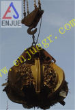 Radio eléctrica hidráulica de madera Grab o hidráulico de mano de control remoto