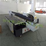 큰 체재는 효력 UV 디지털 평상형 트레일러 인쇄 기계를 돋을새김한다
