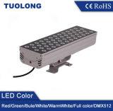Nuevo modelo de proyector LED RGB de 48W de alto brillo proyector LED de iluminación exterior