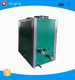 Il refrigeratore della vite dell'acqua raffreddato aria per placca l'industria