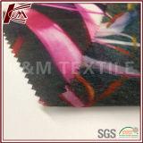 Tela de la gasa de la seda 8m m de la impresión el 100% del modelo de la hierba