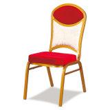 Cadeado de espuma de alta densidade Metal Frame Hotel Banquet Chair