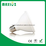 Goedkope Plastic LEIDENE van het Aluminium 12W PAR30 Bol met E27