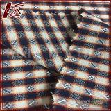 Soie souple JACQUARD Tissu mélangé coton soie Tissu mélangé