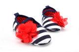 2017 semelles molles infantiles de chaussures de bébé d'enfants fabriqués à la main neufs d'arrivée d'intérieur Toddle des chaussures