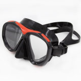 Профессиональная маска Scuba Tempered стекла самая лучшая (MK-202)