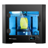 Máquina de impressão digital 3D com filamentos livres dentro de presentes