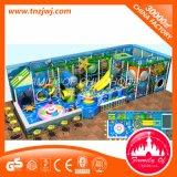 BinnenSpeelplaats van het Spel van de Apparatuur van het Vermaak van kinderen de Oceaan Zachte voor Verkoop