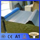 El panel de emparedado de aluminio de Rockwool de la azotea del aislante de calor