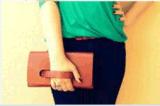 Sacs à main en cuir de femmes d'unité centrale de mode (BDMC070)