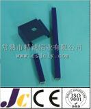 Revestimento em pó branco e preto perfis de alumínio extrudido (JC-P-83004)