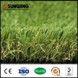 정원을%s Sunwing 최신 판매 SGS 녹색 Cesped 인공적인 뗏장