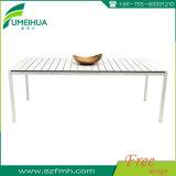 レストランのための熱い販売の長方形の白い卓上