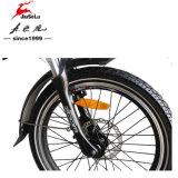 Черный 36V 250 Вт Бесщеточный двигатель складной велосипед с электроприводом (JSL039XH-1)