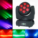 Indicatore luminoso del fascio di Nj-7 7*12W LED