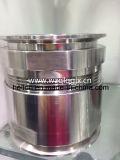 acoplamento sanitário da linha do aço inoxidável de 3A 19wb