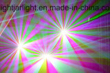 iluminación a todo color de la etapa del laser de la animación 6W
