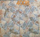 """400X400mmの陶磁器の床タイルの石の庭16 """" X16 """"のための無作法な床タイル"""