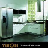 고품질 멜라민 완성되는 부엌 홈 가구 Tivo-090VW