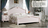 Ikea Bedroom Sets, América Bed, Wooden Bed (1563)