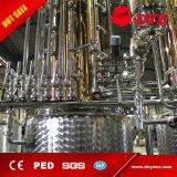 Moonshine de cobre do equipamento da destilação do álcôol da HOME do Alembic 300gallon