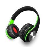 De Hoofdtelefoon van Bluetooth van de sport met Draadloze/Getelegrafeerde Hoofdtelefoon, MP3 Speler en de Radio van de FM