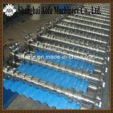 機械を形作るガレージのドアロール